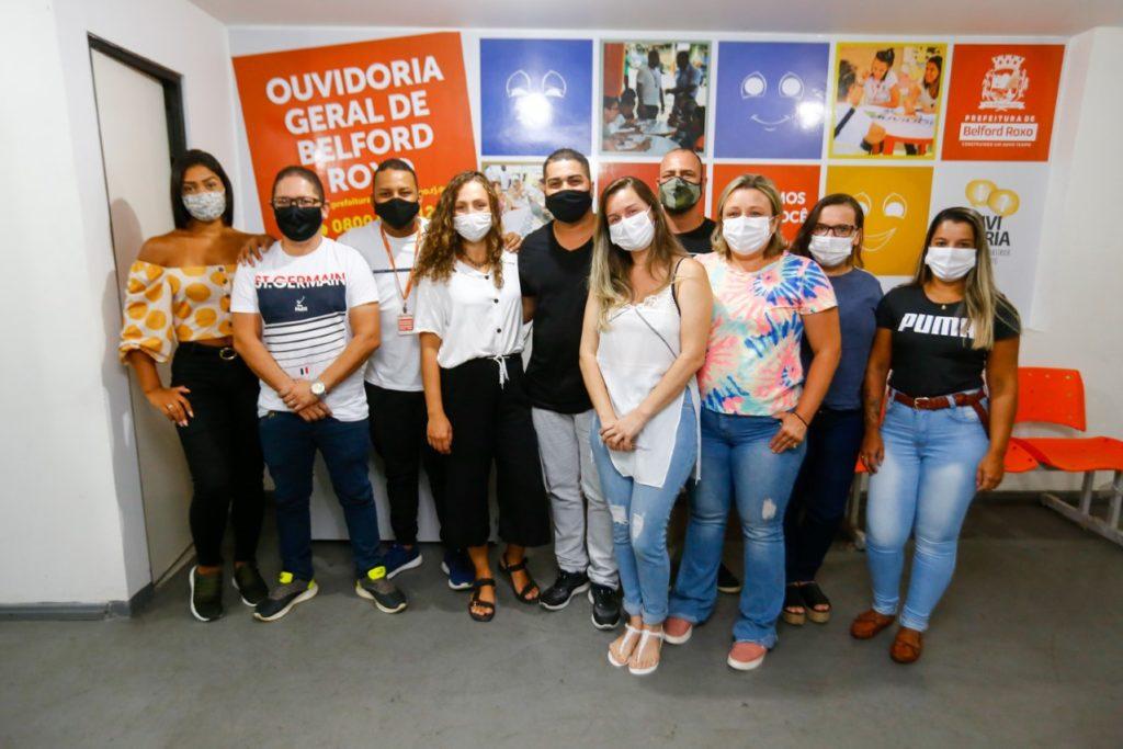 O intercâmbio entre as duas Ouvidorias serve de inspiração para Guapimirim implantar a Ouvidoria GeralRafael Barreto/PMBR