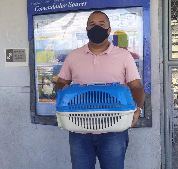 Ativista e defensor dos animais Rodolfo Maya/Divulgação