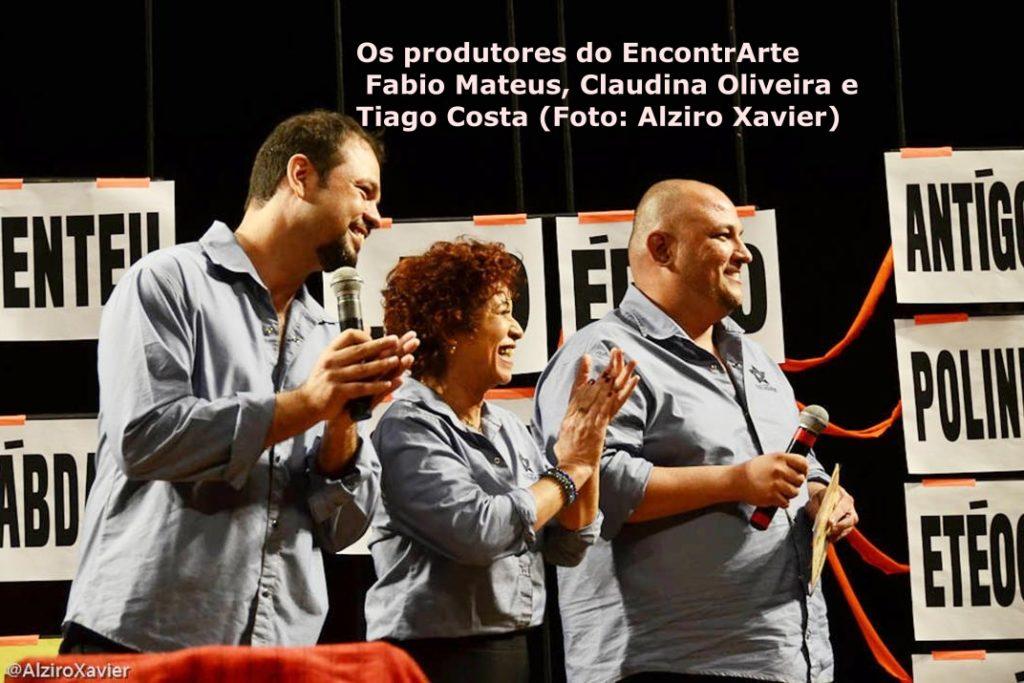 12 Fabio Mateus, Claudina Oliveira e Tiago Costa EncontrArte 1