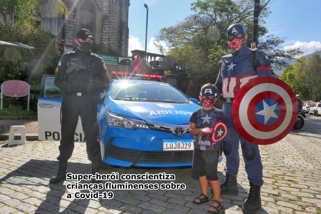21 Capitão América Capa 1