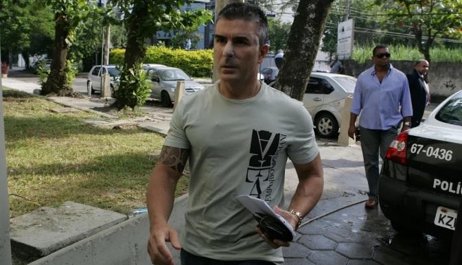 Rogério Andrade teve prisão preventiva decretada/Reprodução