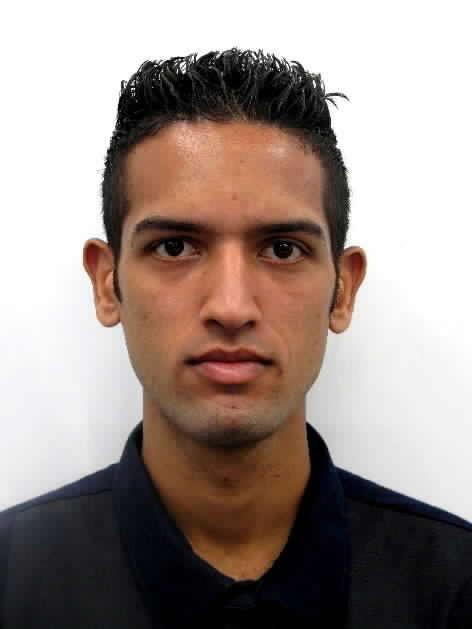 Rodrigo em foto não recente. Foragido estava de barba ao ser preso/Divulgação