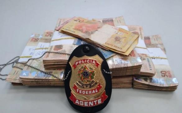 Ação faz parte da Operação Margens Plácidas, deflagrada pela PF de Mato Grosso/Divulgação/PF