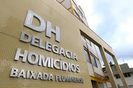 Delegacia de Homicídios da Baixada Fluminense investiga assassinatos na região/Reprodução