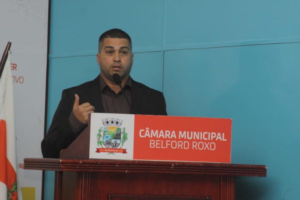 Igo Menezes também é presidente da Comissão de Direitos do Consumidor/Divulgação