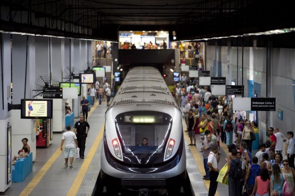 Agetransp autorizou aumento de até 26% no preço básico do metrô/Reprodução