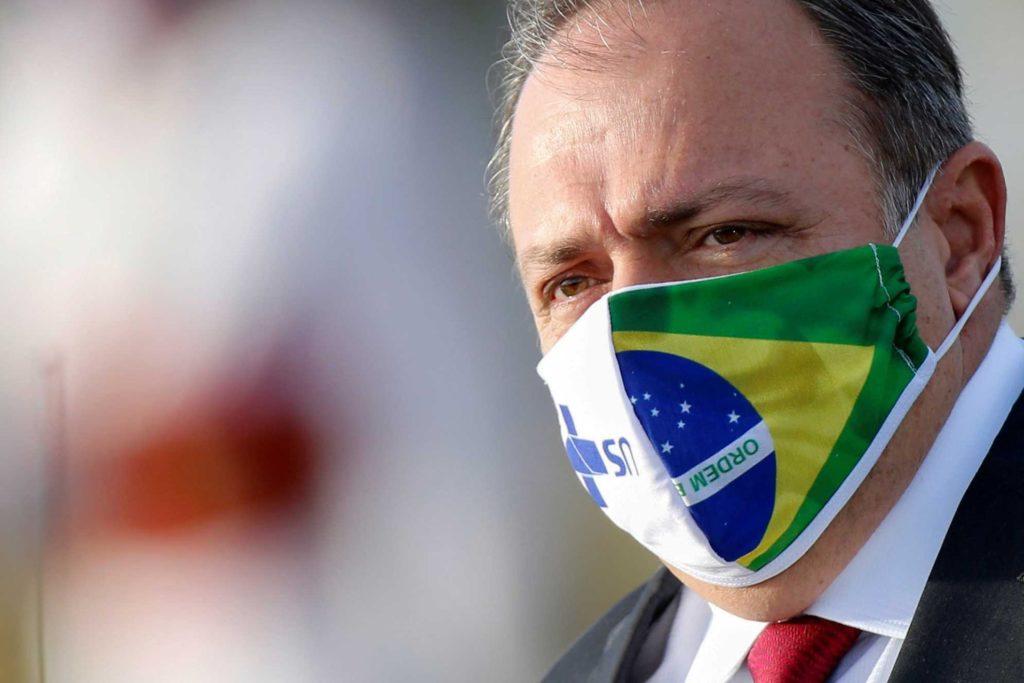 Ministro da Saúde, general Eduardo Pazuello/Carolina Antunes/PR