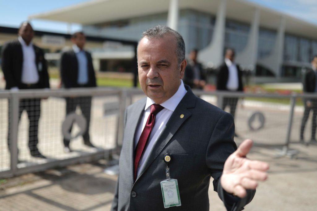 Ministro do Desenvolvimento Regional, Rogério Marinho, participou da entrega dos imóveis/Reprodução