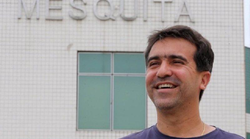 Prefeito reeleito Jorge Miranda quer Mesquita no ranking da ONU/Reprodução