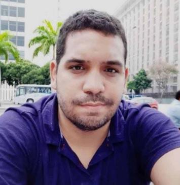 Policial civil Rodrigo Guadagno dos Santos/Reprodução