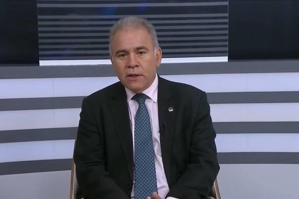 Marcelo Queiroga é presidente da Sociedade Brasileira de Cardiologia/Reprodução