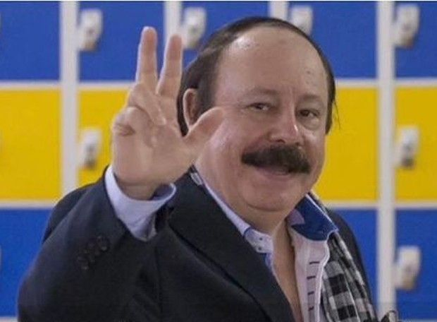 Levy estava internado desde março em um hospital particular/ Reprodução/Alexandre Durão