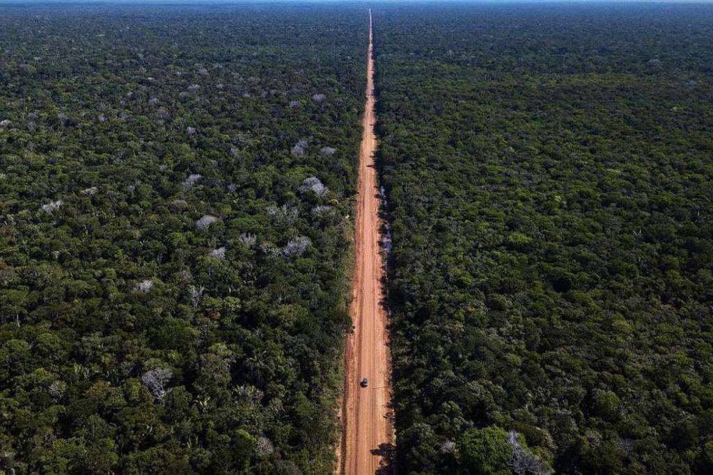 Tremor foi sentido por moradores de Manaus e do município de Barcelos/Divulgação/Dnit
