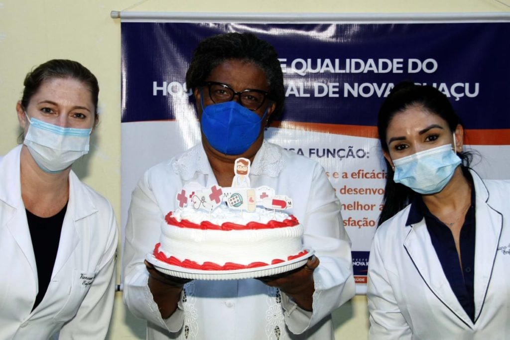 13 Dia da Enfermagem na Posse
