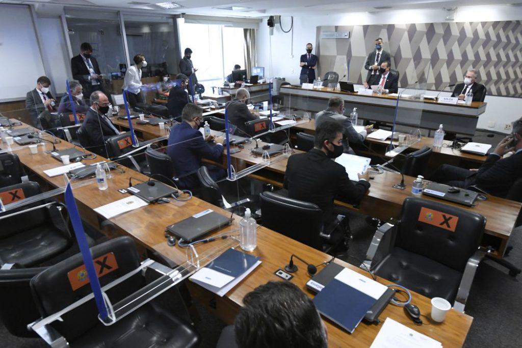Solicitação foi feita pelo vice-presidente da comissão/Edilson Rodrigues/Agência Senado