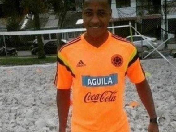 Colombiano Marcos Enrique Prado Leon foi preso em Copacabana/Divulgação