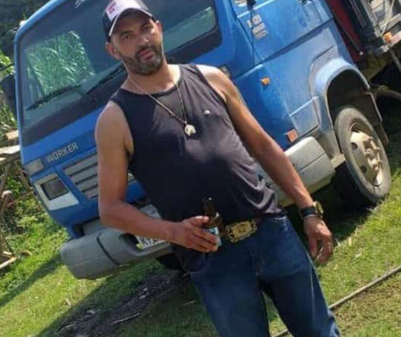 Robson foi assassinado enquanto ordenhava vaca do sítio/Reprodução/Redes sociais
