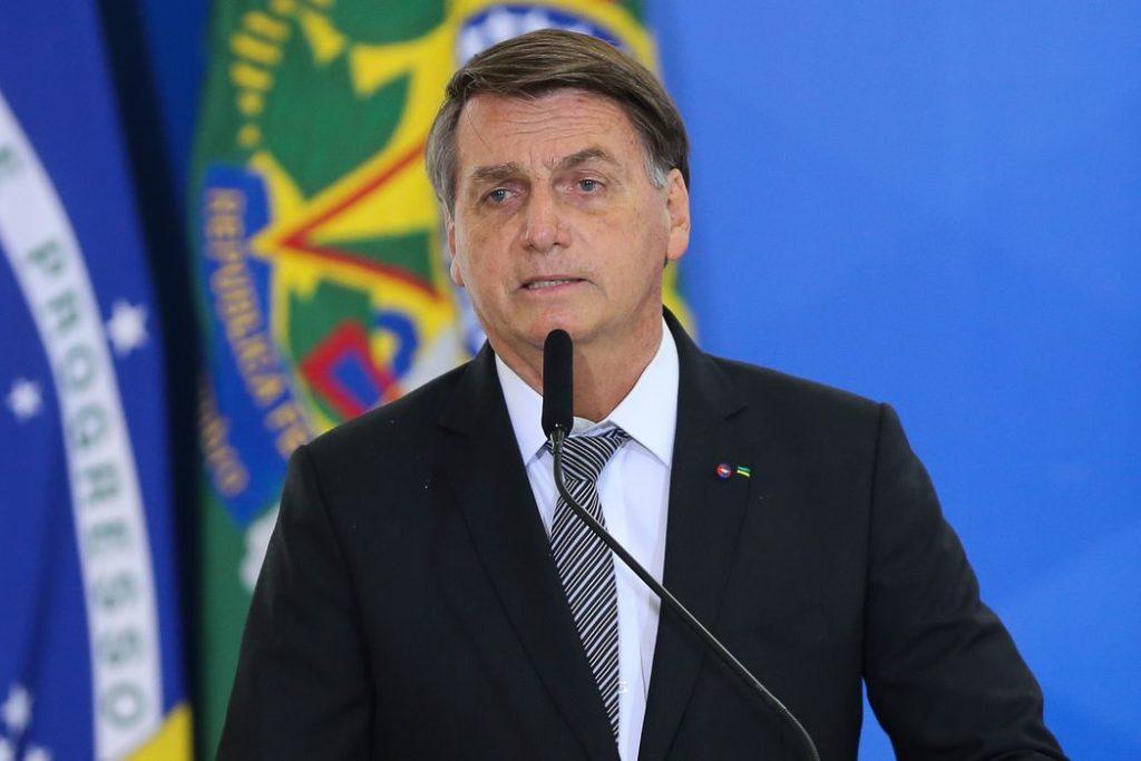 Presidente Jair Bolsonaro publicou Medida Provisória foi publicada hoje no Diário Oficial/Fabio Rodrigues Pozzebom/Agência Brasil
