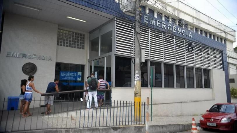 Policiais foram socorridos no Hospital Getúlio Vargas, na Penha/Agência Brasil