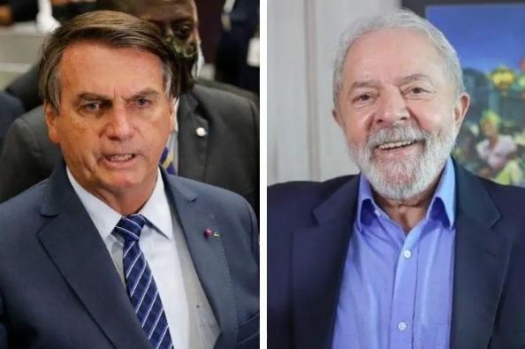 Levantamento ex-presidente na preferência do eleitorado em detrimento de Jair Bolsonaro diante da pandemia/Reprodução