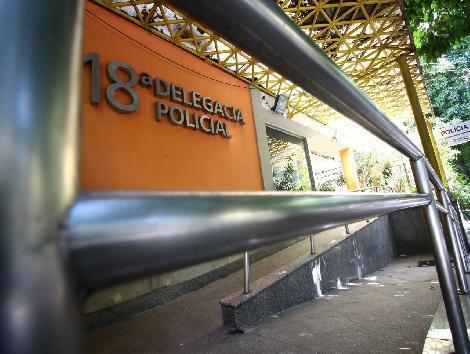 A prisão da assassina foi feita pela equipe da 18ª DP (Praça da Bandeira)/ Paulo Toscano/Divulgação