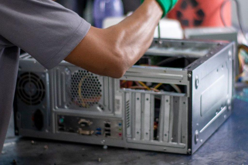 Computadores para Inclusão já entregou mais de 20 mil equipamentos/Divulgação/CRC Gama