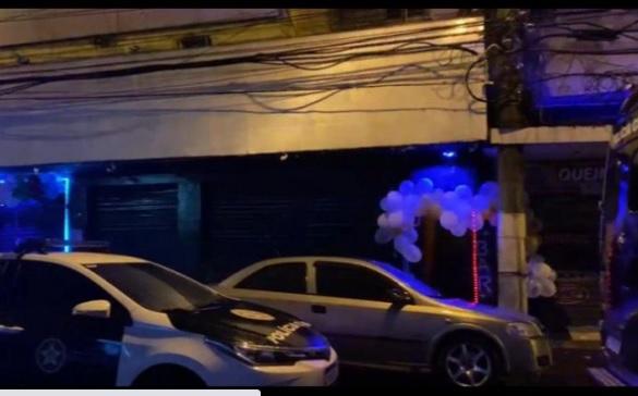 A casa de prostituição fica localizada no Centro de Niterói/Divulgação