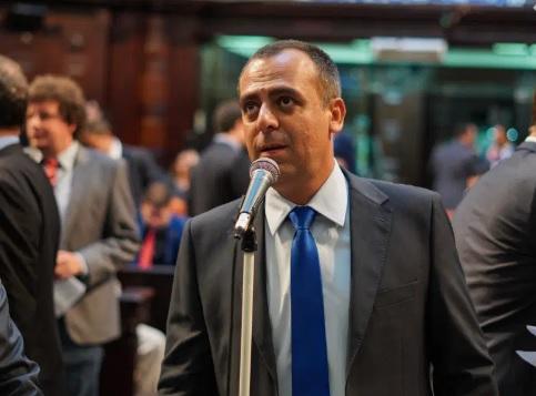 """Anderson Moraes: """"Não vai aceitar 'balbúrdia' nas universidades/Reprodução"""