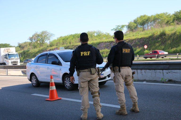 Equipe identificou que um homem de 45 anos era o dono das aves/Divulgação/PRF