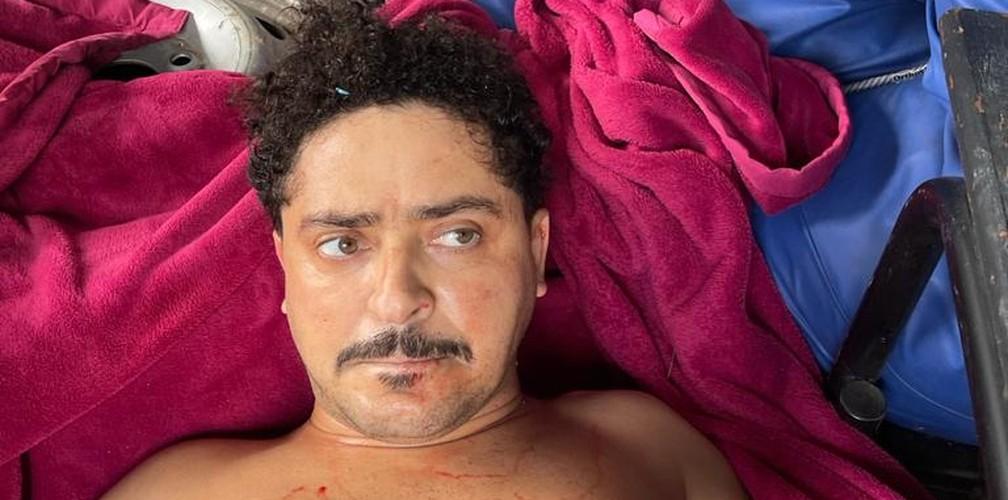 Miliciano Ecko reagiu ao cerco policial e acabou morto/Reprodução