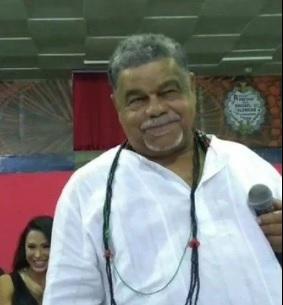 Laíla passou por escolas de samba tradicionais do Rio de Janeiro/Reprodução