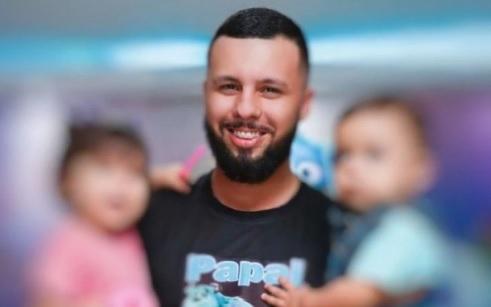 Paulo Roberto Serra Conceição tem três filhos. Segundo a família, ele é motorista de aplicativo/ARQUIVO PESSOAL
