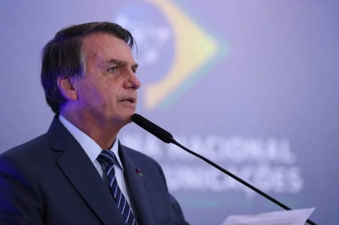 O presidente da República, Jair Bolsonaro/Marcos Corrêa/PR