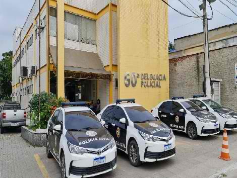 A prisão foi feita por agentes da 60ª DP (Campos Elíseos)/Divulgação