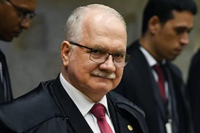 Ministro Luiz Edson Fachin atende a pedido do Partido Socialista Brasileiro/Carlos Moura/SCO/STF