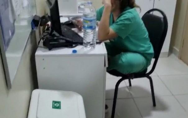 Falsa médica é presa em flagrante exercendo de forma ilegal a profissão em hospital particular em Nova Iguaçu/Reprodução