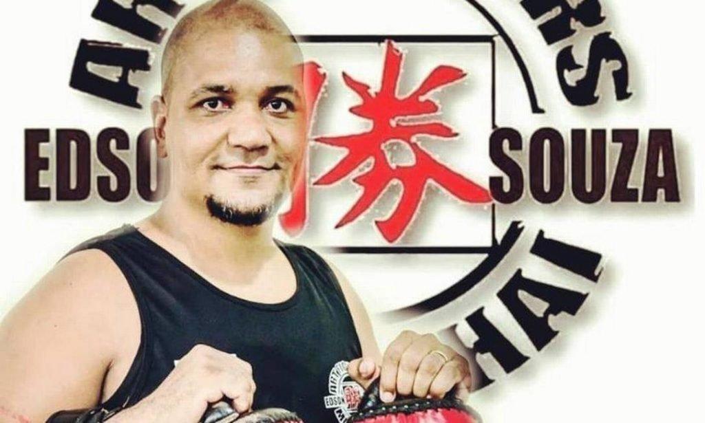Edson Souza é lutador é fundador e líder do centro de treinamento/Reprodução/Internet