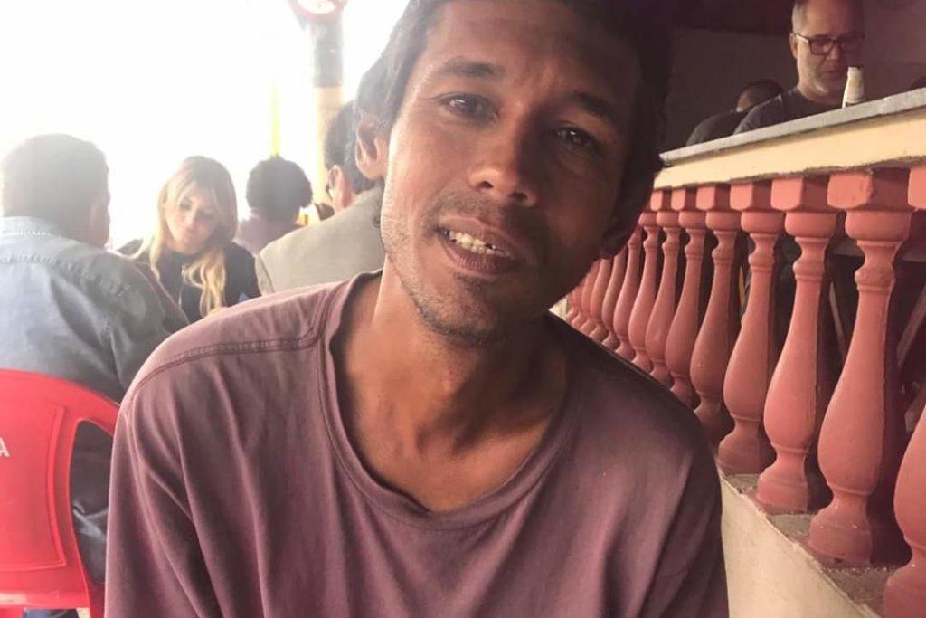 Daniel Prata Dias, de 45 anos, conhecido como Dorinha, está desaparecido desde o dia 3 deste mês/Divulgação
