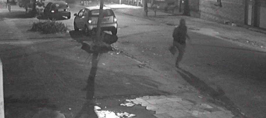 Sargento Rodrigo tentou fugir de assassino, mas foi baleado na cabeça/Reprodução
