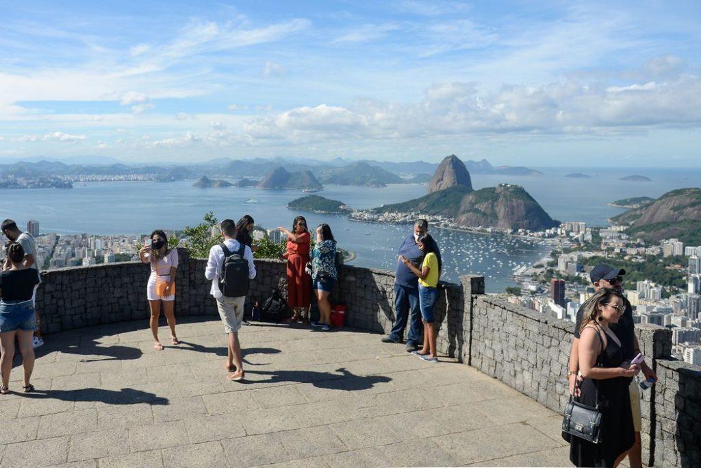 O Mirante Dona Marta é um dos pontos turísticos mais interessantes do Rio/Reprodução