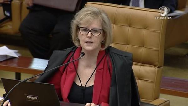 Rosa Weber determina que Congresso preste informações sobre votação de fundo eleitoral/Reprodução