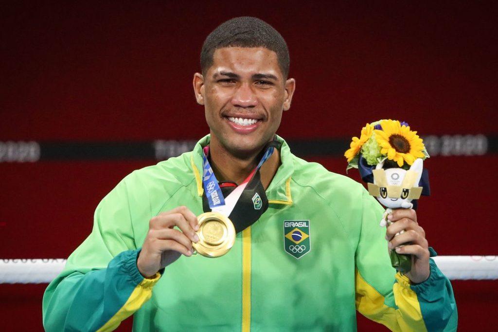 Baiano conquista a segunda medalha do país na modalidade nesta edição/Wander Roberto/COB
