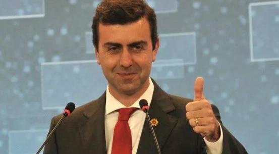 Freixo teve 27% das intenções de votos na pesquisa/Reprodução