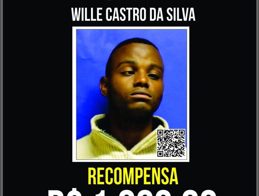 Traficante teria sido executado pelo 'tribunal do crime' em favela da Zona Norte do Rio/Portal dos Procurados/Divulgação/Reprodução/Redes sociais