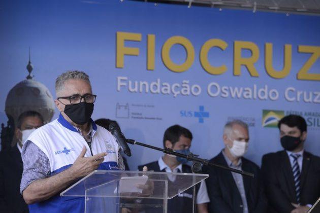 Carlos Alberto Chaves ocupou o cargo entre setembro de 2020 e maio deste ano/Reprodução