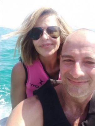 Missing-01 - Cristiane e Leonardo foram vistos pela última vez no domingo na Praia da Longa./Reprodução/Redes sociais