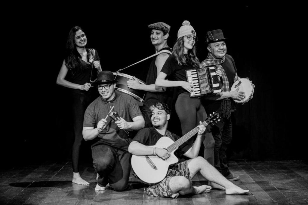 Grupo Arroto Cênico continua a comemorar os seis anos no palco de Marechal Hermes/Divulgação