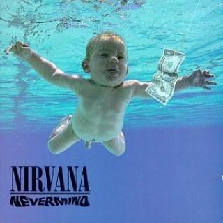 Spencer Elden foi capa do disco Nevermind quando tinha quatro meses/Reprodução