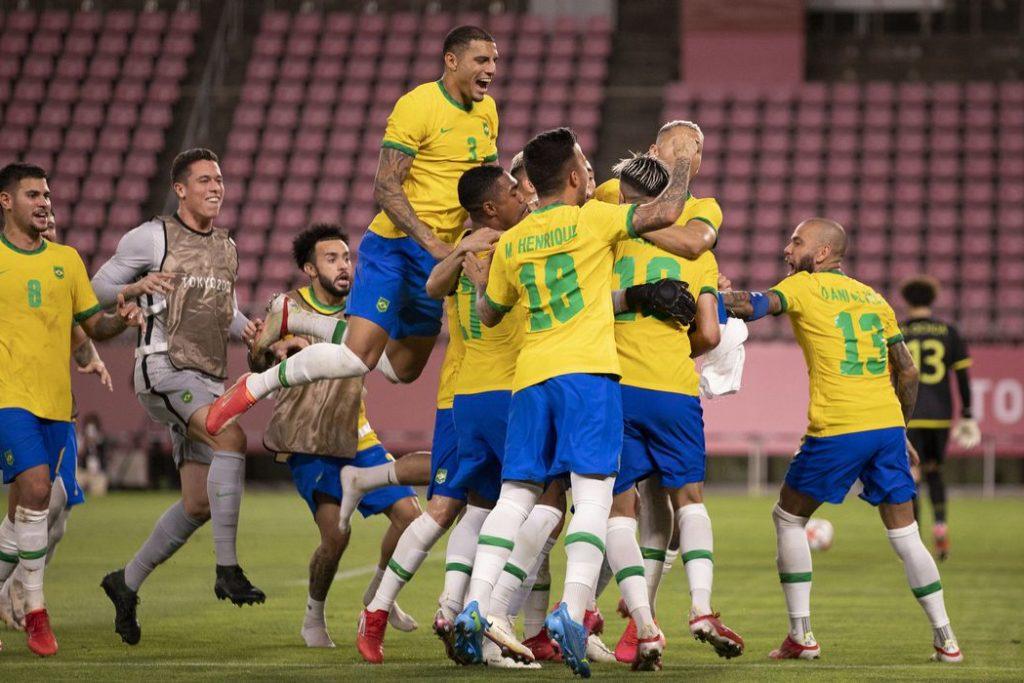 É a quinta vez que a seleção olímpica chega a uma decisão nos Jogos/Lucas Figueiredo/CBF/Direitos Reservados