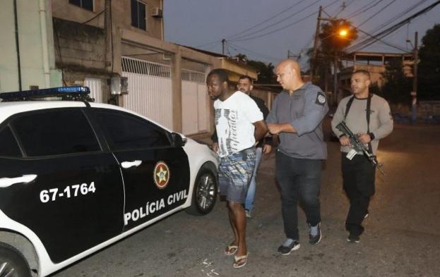 Júlio César de Oliveira Souza foi condenado a 15 anos por feminicídio/REGINALDO PIMENTA/AGÊNCIA O DIA